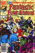 Fantastic Four (1961 1st Series) Annual 18