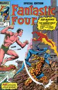 Fantastic Four Special Edition (1984) 1