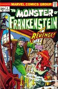 Frankenstein (1973 Marvel) 3