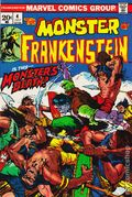 Frankenstein (1973 Marvel) 4
