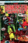 Frankenstein (1973 Marvel) 6
