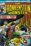 Frankenstein (1973 Marvel) 7