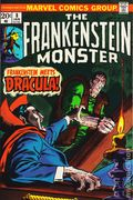 Frankenstein (1973 Marvel) 8