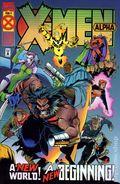 X-Men Alpha (1995) 1GOLD
