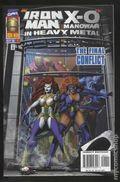 Iron Man X-O Manowar Heavy Metal (1996) 1