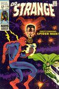 Doctor Strange (1968 1st Series) 179