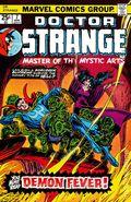Doctor Strange (1974 2nd Series) 7
