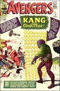 Avengers (1963 1st Series) 8