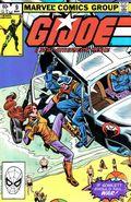 GI Joe (1982 Marvel) 9TATTOOZ