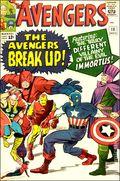 Avengers (1963 1st Series) 10