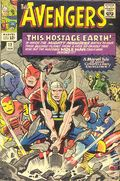 Avengers (1963 1st Series) 12