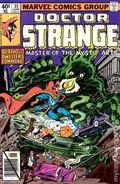 Doctor Strange (1974 2nd Series) 35