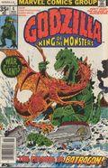 Godzilla (1977 Marvel) 4