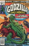 Godzilla (1977 Marvel) 5