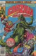 Godzilla (1977 Marvel) 7