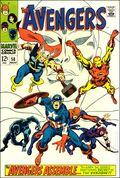 Avengers (1963 1st Series) 58