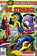 Doctor Strange (1974 2nd Series) Annual 1