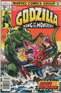 Godzilla (1977 Marvel) 8