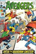 Avengers (1963 1st Series) 70