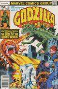 Godzilla (1977 Marvel) 14
