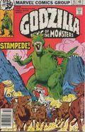 Godzilla (1977 Marvel) 15