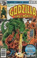Godzilla (1977 Marvel) 21