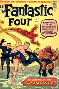 Fantastic Four (1961 1st Series) 4