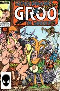 Groo the Wanderer (1985 Marvel) 10