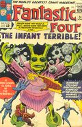 Fantastic Four (1961 1st Series) 24