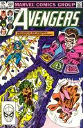 Avengers (1963 1st Series) 235