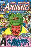 Avengers (1963 1st Series) 243