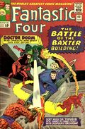 Fantastic Four (1961 1st Series) 40