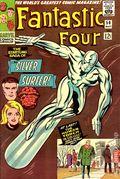 Fantastic Four (1961 1st Series) 50