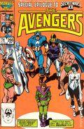 Avengers (1963 1st Series) 266