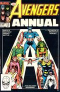 Avengers (1963 1st Series) Annual 12
