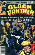 Black Panther (1977 Marvel 1st Series) 12
