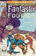 Fantastic Four (1961 1st Series) 255