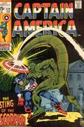 Captain America (1968 1st Series) 122