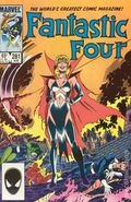 Fantastic Four (1961 1st Series) 281