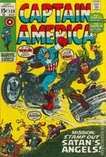 Captain America (1968 1st Series) 128