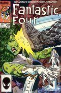 Fantastic Four (1961 1st Series) 284