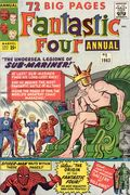 Fantastic Four (1961 1st Series) Annual 1