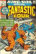 Fantastic Four (1961 1st Series) Annual 9