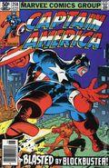 Captain America (1968 1st Series) 258