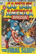 Captain America (1968 1st Series) Annual 2