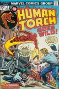Human Torch (1974 1st Series) 2