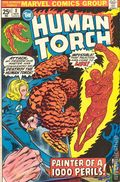 Human Torch (1974 1st Series) 8