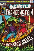 Frankenstein (1973 Marvel) 5