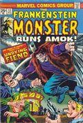 Frankenstein (1973 Marvel) 13