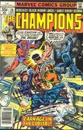 Champions (1975 Marvel) 16